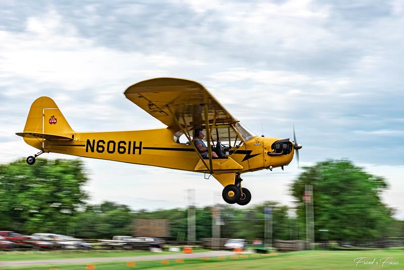 October 1, 2021 -- Smooth Landing
