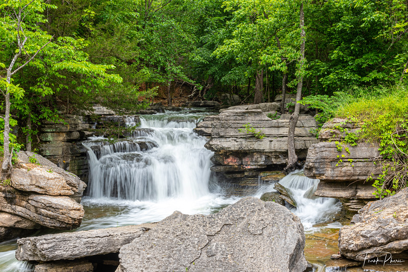 September 26, 2021 -- Pinion Creek Falls