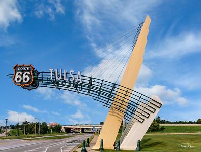 February 24, 2021 -- Welcome to Tulsa