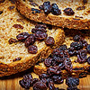 """""""R"""" is for Raisin Bread,<br /> for Donna's Alphabet Challenge...<br /> <br /> Thank you for your comments!<br /> <br /> Critiques welcome...<br /> <br /> For the word of God is alive and powerful. It is sharper than the sharpest two-edged sword, cutting between soul and spirit, between joint and marrow. It exposes our innermost thoughts and desires. Hebrews 4:12 NLT <a href=""""http://www.biblegateway.com"""">http://www.biblegateway.com</a><br /> <br /> 10 November 2013"""