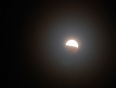 December 20/21, 2010  Solstice Full Moon Eclipse