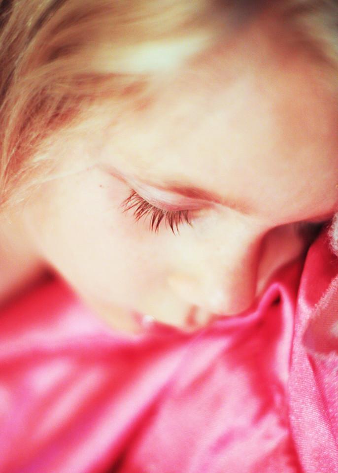 2010.08.11 - Day 151 -  My little sleeping beauty.