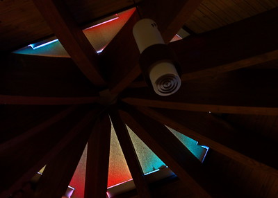 12/17   Center Ceiling at Grace Harbor Church