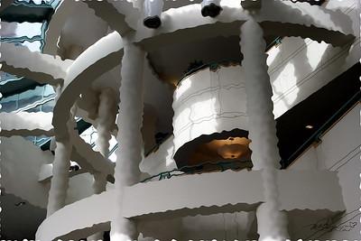 9/25   Atrium Ceiling BMH