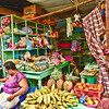 Market Stall in Nicaragua