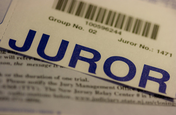 November 29, 2008 Jury Duty  I got my first ever Jury Duty notice yesterday.  It's not scheduled until January, but hopefully I'll be able to get out of it...  I don't have a problem doing my civic duty, but does it have to be a time when I'm busy with work?