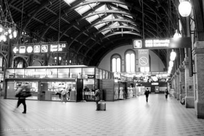 November 12, 2009  Copenhagen Central Station-