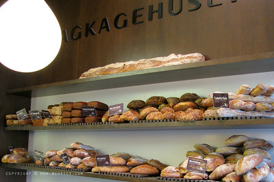 November 11, 2009  Bakeries everywhere in Copenhagen...