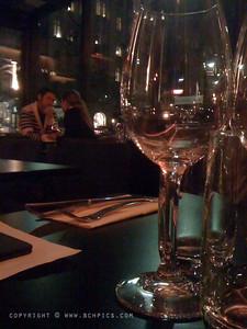 November 10, 2009  Dinner for Two- iPhone pic, Göteborg, Sweden