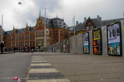 November 13, 2009  Amsterdam Central Station