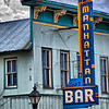 "September 19, 2009 - ""The Atypical Manhattan Scene""  Shot in Leadville, Colorado.  (only one more cloud experiment to go for tomorrow)"