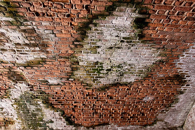 December 18, 2012 - An awesome brick ceiling inside Fort Zachary Taylor.  More photos at www.mattpilsner.com/travel/keywest