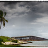 "June 9, 2013 - ""Distance Bridge""<br /> <br /> - another view of the Bahia Honda Rail Bridge posted two days ago"