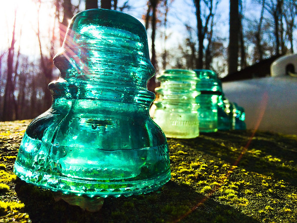 Nov 16, 2013 - Glass Electrical Insulator