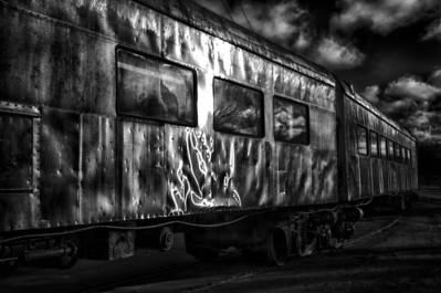 December 10, 2014 -  Ghost Train