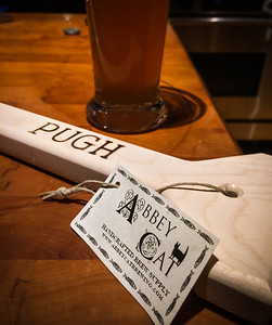 Oct 11, 2013 - Abbey Cat Brewing Mash Paddle