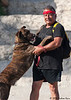"Hero Team<br /> <br /> (March 29, 2013) Gracey and I found this pair at the top of Mount Rubidoux this morning, receiving accolades from everyone for saving the life of a man who was caught in the rocks for several days:<br /> <a href=""http://blog.pe.com/crime-blotter/2013/03/26/riverside-hiker-trapped-on-mount-rubidoux-in-stable-condition/?utm_source=dlvr.it&utm_medium=twitter"">http://blog.pe.com/crime-blotter/2013/03/26/riverside-hiker-trapped-on-mount-rubidoux-in-stable-condition/?utm_source=dlvr.it&utm_medium=twitter</a>"