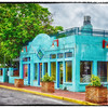 "June 17, 2013 - ""Art House""<br /> <br /> This colorful building is in the Bahama Village area of Key West."