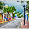 "June 16, 2013 - ""Petronia Street""<br /> <br /> This street is in the Bahama Village area of Key West."