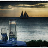 "June 6, 2013 - ""Sunset Dining""<br /> <br /> This was taken on Sunset Key Island near Key West."