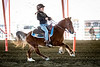 Whoa!<br /> <br /> (November 25, 2017) There were some very naughty ponies at today's gymkhana, and this pony, Tumbleweed, was at the top of the list.