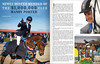 Million Dollar Photo . . . for the rider<br /> <br /> (June 8, 2017) Tear sheet from The Competitive Equestrian with an article about the million dollar Grand Prix in Thermal last February. My photos are the one on the left and the bottom right.