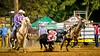 """Big Man's Sport<br /> <br /> (June 6, 2018) Steer wrestling at the Jurupa Valley Rodeo. Who thought up this event? It had to start with, """"Hey, hold my beer . . . . """""""
