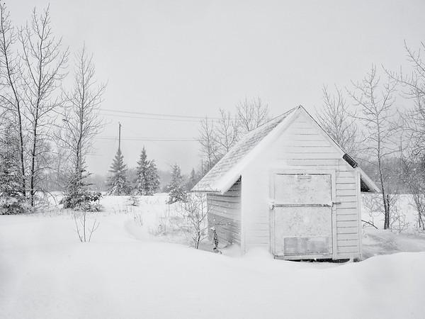 Snow days, stormy days.