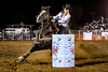 Tight Turn<br /> <br /> (June 12, 2018) Barrel Racing at the Valley Center Stampede Rodeo, Friday Night