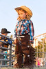 Little Lord Cowboy<br /> <br /> (June 3, 2018) One of the PCJBR mutton busters at the Jurupa Valley Rodeo. He was tough as nails.