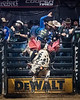 Making an Entrance<br /> <br /> (February 3, 2018) Cody Nance on Relentless: this is how the event started at the PBR-Anaheim, and so the evening flew.