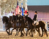 Color Presentation<br /> <br /> (October 5, 2019) The Fresian Club presented the colors for the opening ceremonies at the Norco Horse Affair.
