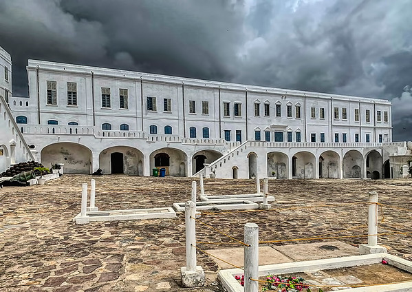 The Cape Coast Castle