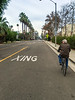 Street Photography<br /> <br /> (December 27, 2020) Social distancing is easy on Sunday morning in downtown Riverside. Jim and I biked to get some breakfast (outside) and found traffic to be pretty light. ;-)