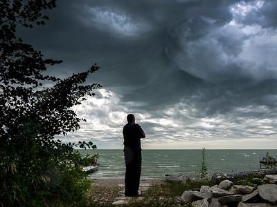 Strange skies (by Janet)