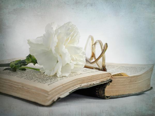 Flowers & Books