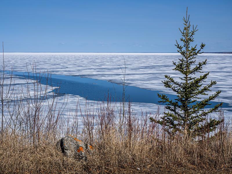 The Lake Winnipeg thaw