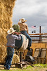 """Rodeo Life<br /> <br /> (February 19, 2021) There's a reason this kid is called """"Tick,"""" because he puts in the practice time and sticks to a bull like one."""
