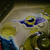 4/5  Oil on Water -- Solarized