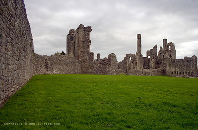 September 24, 2011  Coity Castle