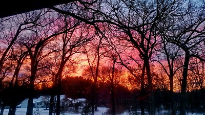 1/12   Sunset After the Storm
