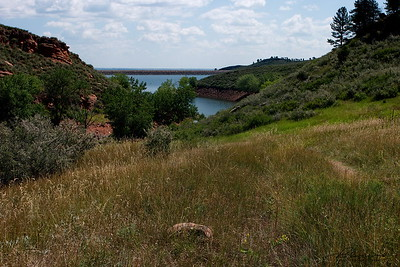 7/30   Horsetooth Reservoir at Lorry State Park