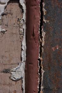 Doorway Repairing Old Building