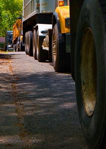 5/17   Lots of Big Trucks