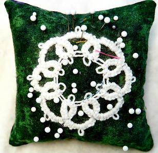 11/13   Fancy Pin Cushion