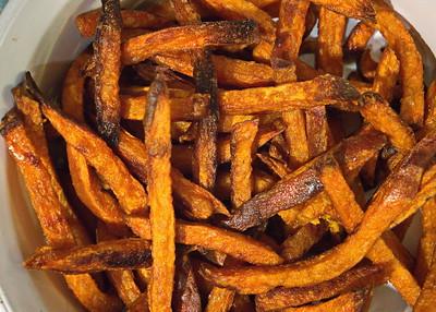 11/11   Delicious Sweet Potato Fries
