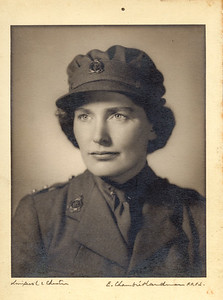 My mother, 1940, the first female Medical Officer in the British Army to be shipped to India in the second World War.  She is now in her 100th year. Her memories of the war, as are all her memories.... are lost.   But I do remember...... I remember all your stories, Mom, and I will try not to forget....  In honour of Remembrance Day