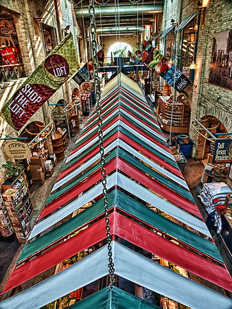 The Forks Market.... lots of cool little shops & in the summer it is packed full of local produce. The place to go if you are visiting Winnipeg!  Hope you are all working on your Abstracts for Billiejean's challenge on Friday..... already I have learned SO much about abstracts that I never knew before!! I'm really looking forward to seeing what all of you come up with.... :-)) 03.06.12 (5 shot, hand held HDR, best viewed in really small sizes)