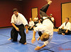 Incoming!<br /> <br /> (August 28, 2010) 2nd kyu test in Aikido last night. Everyone did well.