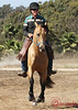 Minimalist<br /> <br /> (Aug. 18, 2010) Youth, both horse and rider, knows no fear.